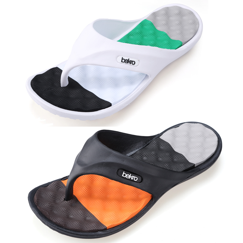 2015 New Hot Sale Summer EVA Shoes Fashion Flip Flops Men Sandals,Male Flat,Massage Beach Slippers Plus Size 41 - 45(China (Mainland))