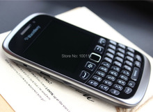 curve Original blackberry 9320 mobile phone unlocked with QWERTY Keyboard WIFI 3.2MP camera , FREE Shipping(Hong Kong)