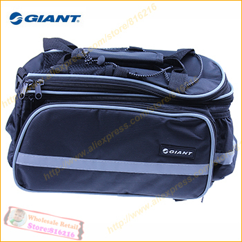 GIANT new Waterproof Cycling Bike bag camel storage bag Bicycle Rear Rack Seat Pannier Bag Pouch ALICE cycling saddle bag(China (Mainland))