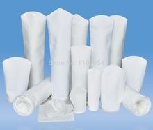 "180X810mm Industrial pocket Filter Sock Bags 1-200um micron mesh PP/PE 7""x32""(China (Mainland))"