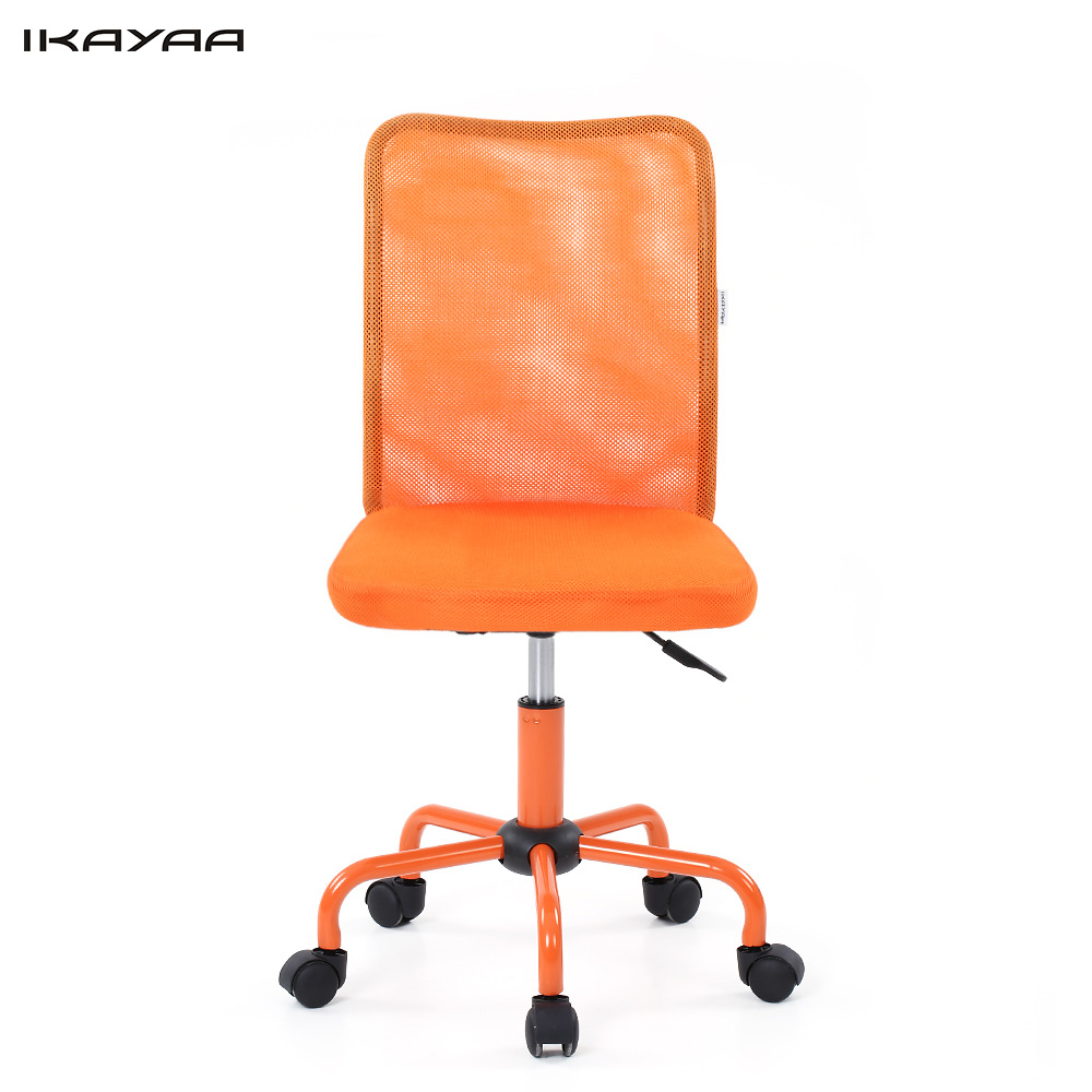Ship From US IKAYAA Fashion Mesh Office Chair Stool Adjustable Heavy Duty Computer Task Chair Furniture Executive Office Chair(China (Mainland))