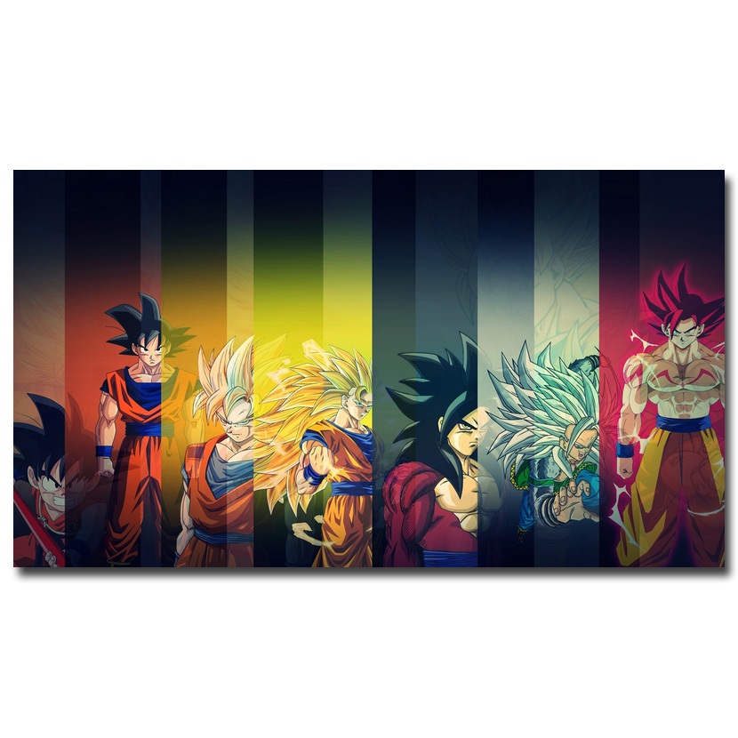 Acquista all 39 ingrosso online l 39 arte di drago da grossisti for Dragon ball z living room