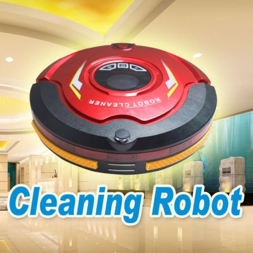 NEW 4in1 robot vacuum robotic floor sweeper mop cleaner