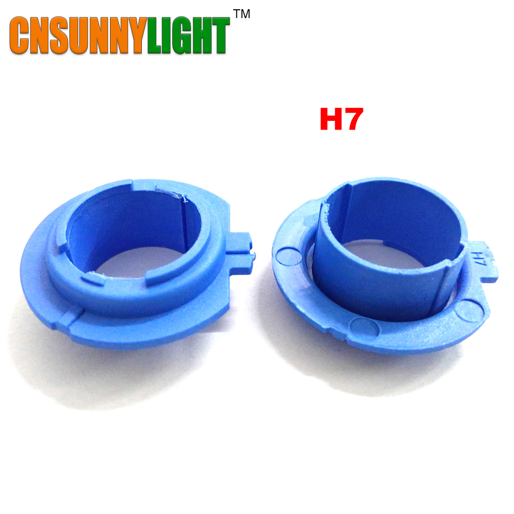 LED Headlight Bulb Base Clip Retainer Adapter Bulb Holder Sockets for H1 H3 H4 H7 H11 9005 9006 HB3 HB4 Special in our Store (6)