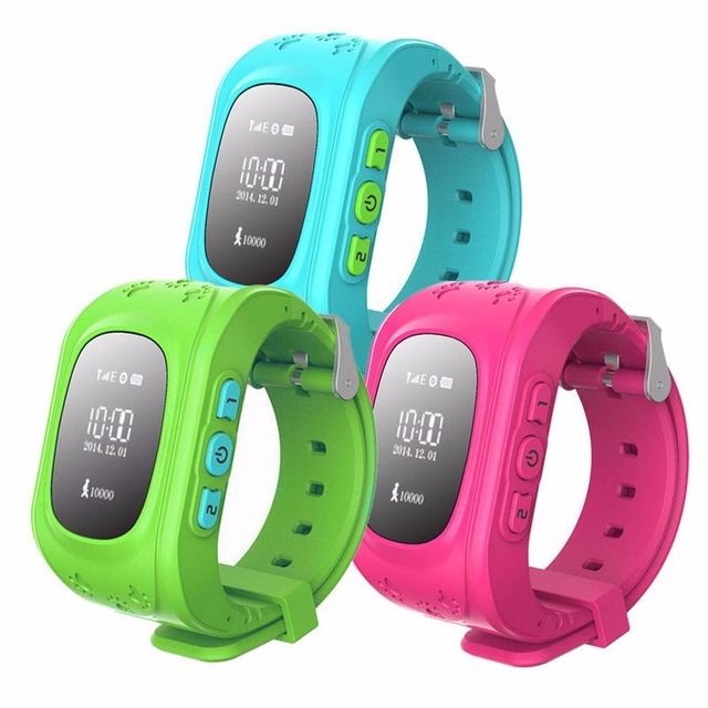 Q50 Smart Phone Watch Kid Wristwatch Anti Lost GPS Tracker Watch For Kids SOS GSM Mobile Phone Smartwatch For IOS Android(China (Mainland))
