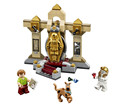 Scooby Doo Mummy Museum stery Building Block Model Kits Scooby Doo Marveled Minifigure Toys Compatible Legoe