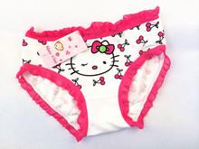 1PC Promotional discounts Panties baby girls underwear shorts kids briefs wholesale cartoon panties panties for girls