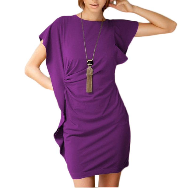 sundresses for women on sale hot sale batwing sleeve ...