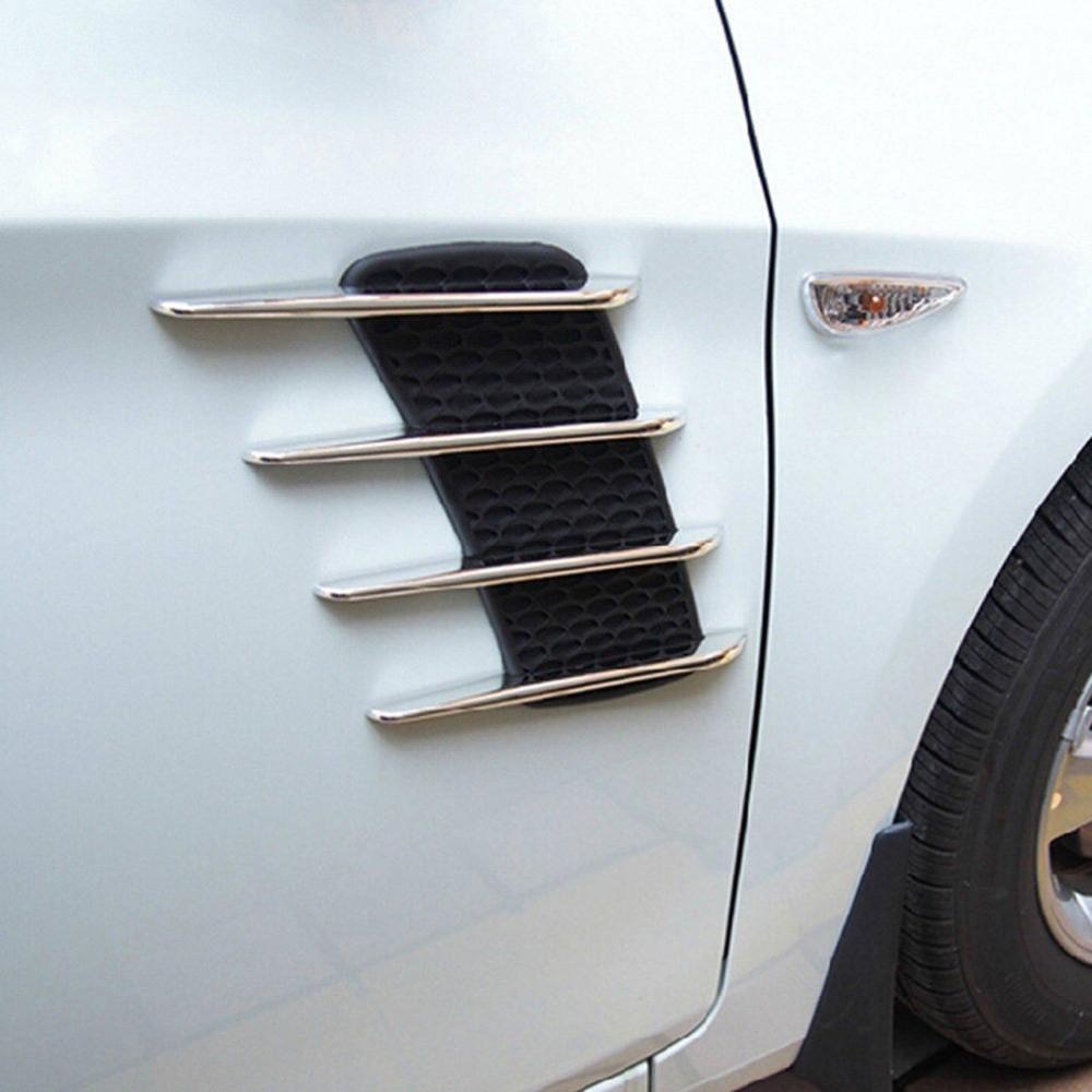 getSubject() aeProduct. & 2018 Wholesale Universal Car Hood Side Flow Vent Fender Air Net Door ...