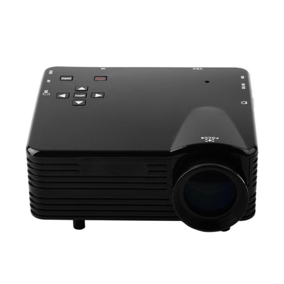 Home Cinema Multimedia LED LCD Projector VS-320 HD 1080P PC AV TV VGA USB HDMI