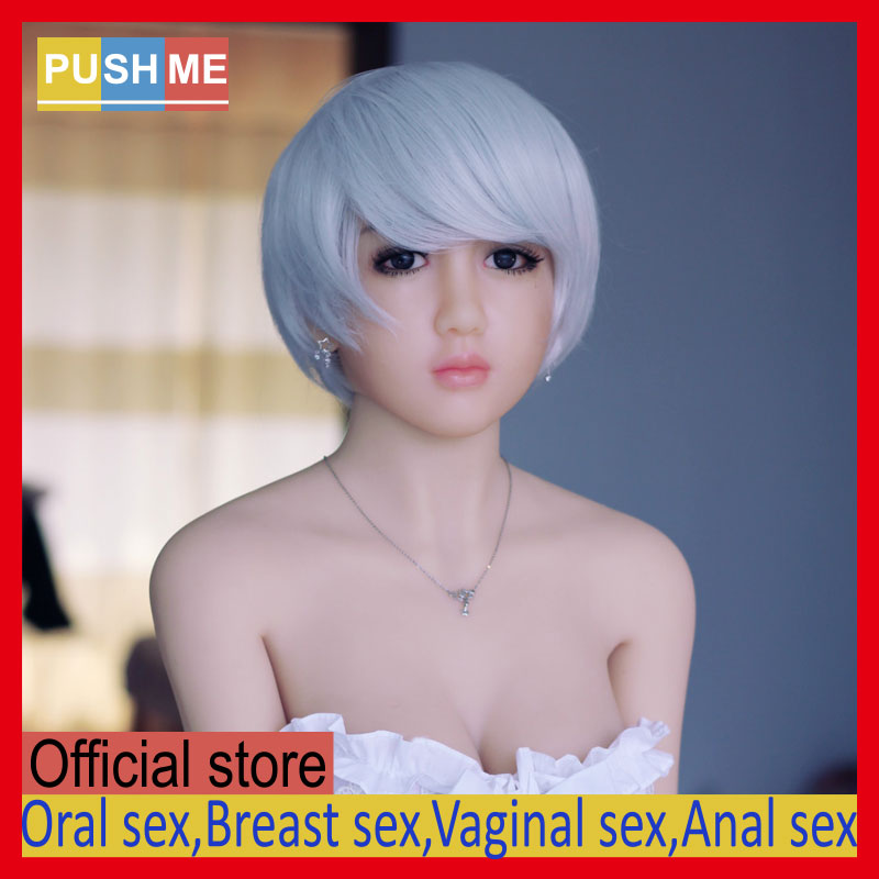2016New 148cm Japanese sex dolls NANA  real silicone mini sex doll lady with big breast oral/vagina sexy toys for man sexy love<br><br>Aliexpress