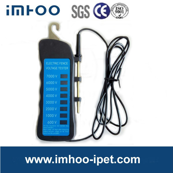 Electric fence voltage tester 600V to 7000V fence controllers measurement neon lamps no battery voltage tester(China (Mainland))
