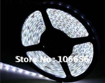 High brightness SMD3528 flexible led light strip 5M 300led 24w 60led/m 4.8w/m non-waterproof war white/cold white/rgb