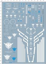 Special Detail Up Water Decal 1/60 PG 00 seven sword Gundam Model Kit 61697