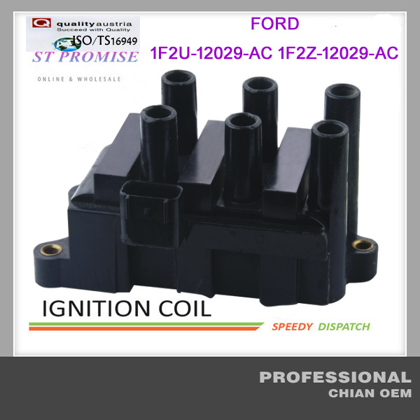 Auto Ignition Coil For Ford COUGAR MONDEO III USA F-150 F-250 MUSTANG Convertible TAURUS 2.5 3.0 3.8 4.2 SPARK IGNITION(China (Mainland))