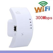 100pcs/lot* Wireless Wifi Repeater 802.11N/B/G Network Wifi Router Range Expander 300M 2dBi Antennas(China (Mainland))