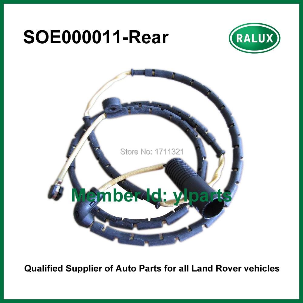 SOE000011 Rear Auto Brake Pad Wear Warning Wire for LR ...