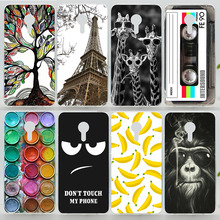 Case For Meizu MX4 Pro Colorful Printing Drawing Phone Cover for Meizu MX4 Pro Fashion Plastic Phone Cases