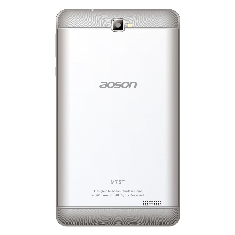 New Arrival Aoson M75T Built in 3G GPS Bluetooth 7 Quad Core IPS Screen Dual Camera