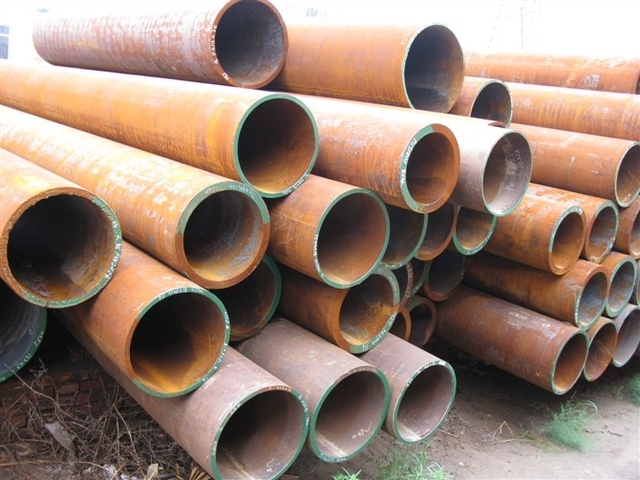 supply alloy steel pipe