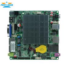 Bay trail Motherboard Dual Lan Quad Core Mainboard J1900 nano itx motherboard 12*12cm ITX-N29_2L(China (Mainland))