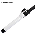 New Arrival Professional Hairstyle Tools Black White Diameter 28mm Salon Hair Hot Ceramic Curling Curler Iron