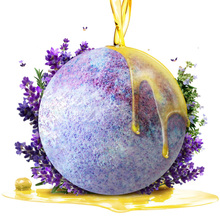 Beatiful Colors 100g Bomb Cosmetics Bath Bombs Bath Blasters Individually Wrapped Handcrafted  #86194(China (Mainland))
