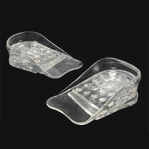 ASDS Silicone High Heel Lift Shoe Inserts Height Increase Insoles(China (Mainland))