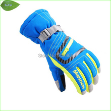 SG18K Waterproof Snow Gloves Winter Motorcycle Skiing gloves Snowboarding Gloves For Outdoor(China (Mainland))