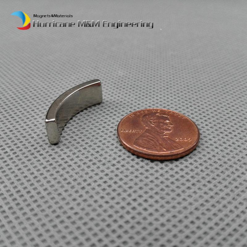 120pcs N42 NdFeB Arc Segment OR16*IR13.5*90deg.*6.5mm Moto magnet for generators wind turbine 1.26 Neodymium Rotor Magnet<br><br>Aliexpress