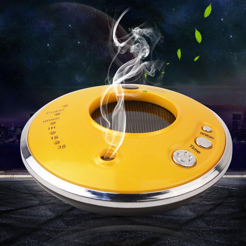 100ML Car Humidifier Mini Air Humidifier Home Aroma Diffuser Car Air Purifier 4 Color USB Mist Maker Fast Shipping(China (Mainland))
