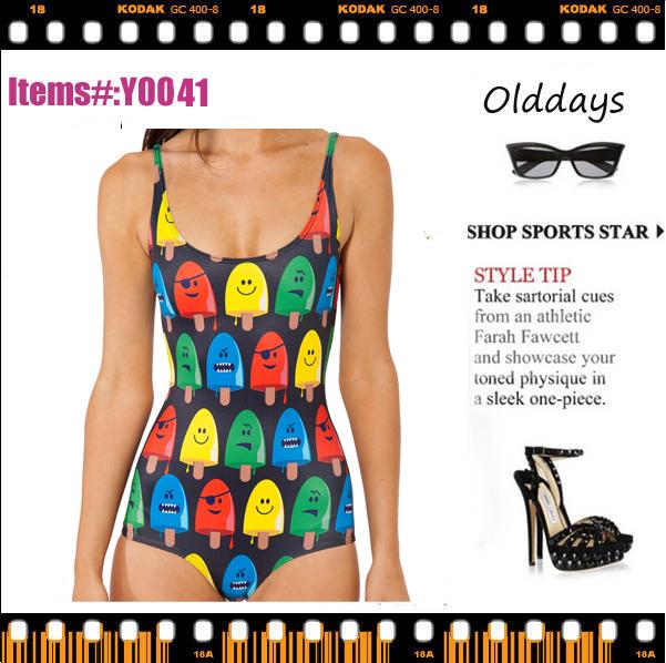 stock Y0041 online cheap minimum Digital Printing funny teenage swimwear  -  Online mall shopping store