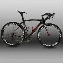 Complete carbon road bike full carbon bike road frame 22 speed road bicycle, Full carbon frame bike(China (Mainland))