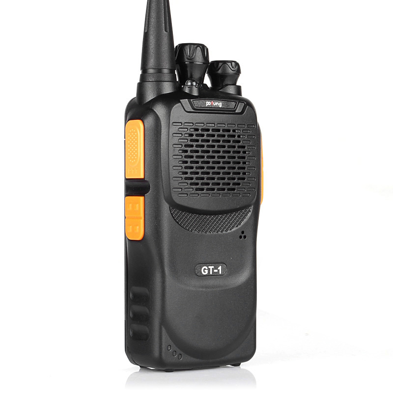 Baofeng/Pofung GT-1 UHF 2M 400-470MHz 5W 16CH FM Function Two-way Ham Hand-held Radio Walkie Talkie Much Better Than BF-888s(China (Mainland))