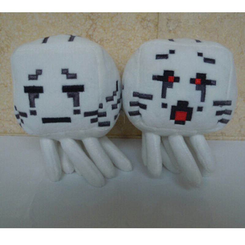Minecraft plush brinquedos Laugh and cry face Plush Toys Minecraft Game Cartoon Toys Stuffed Animals & Plush(China (Mainland))
