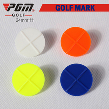 PGM brand golf mark cross ball-marker 24mm red yellow blue white(China (Mainland))