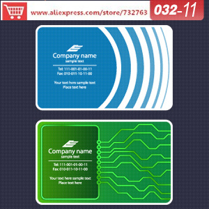0032-11 business card template for printing on plastic cards example business cards christmas greeting cards<br><br>Aliexpress