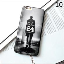 NEW 3D Jordan Case For Iphone6 6s 6plus Skin Cover NBA Sport Basketball Jordan Player Shooting Stripe(China (Mainland))