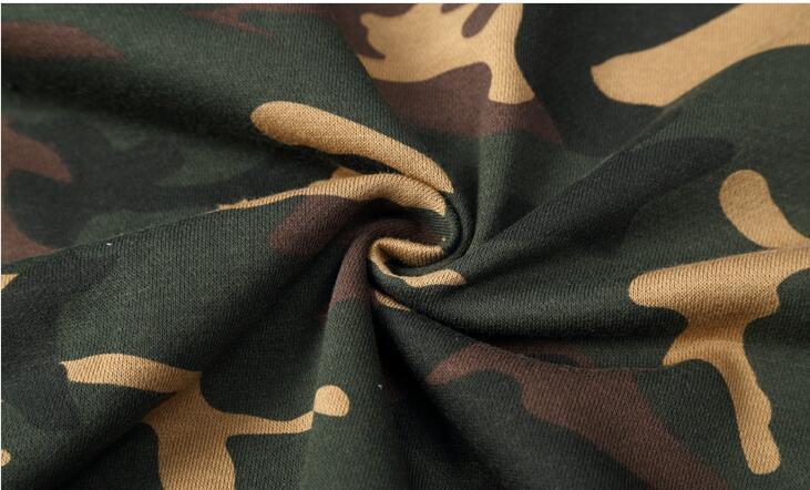 Hip Hop Hoodies Camouflage Hoody Kanye West Hooded Sweatshirts Men Women Lovers Streetwear Red S-2XL Presale Oversize