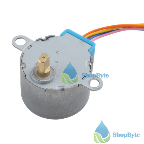topgood Fashionable! 5V Stepper Motor 28BYJ-48 With Drive Test Module Board ULN2003 5 Line 4 Phase Top rated(China (Mainland))