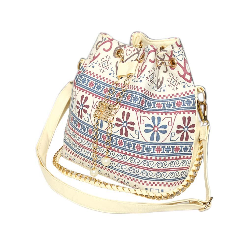 New 2015 Hot Canvas Bucket Bag Handbag Female Casual Canvas Shoulder Bag Cross- body Bags Women Messenger Bag Day Clutches
