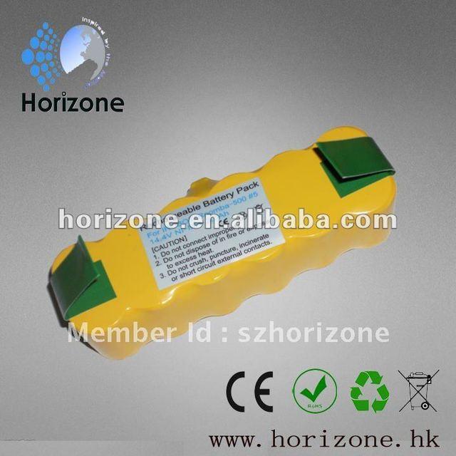 3300mAh iRobot Roomba 500 510 530 540 550 570 580 Series Vacuum Cleaner Battery