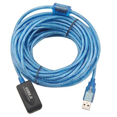 10M USB 2.0 Extension Cable Active Repeater(China (Mainland))