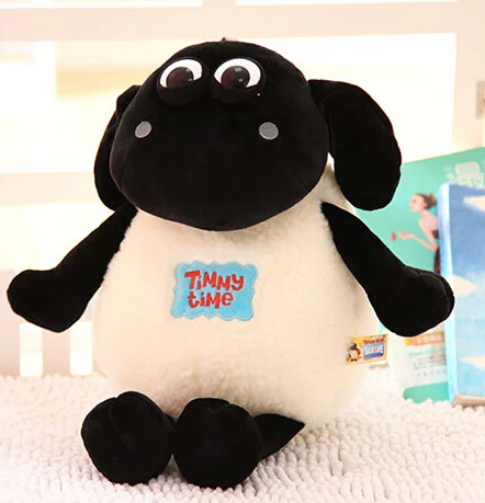product Plush doll 1pc 30cm lovely cartoon new Dolly sheep Shawn Timmy Time home decoration children stuffed toy creative gift for baby