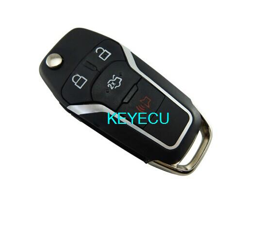 2014 Ford Fusion Key