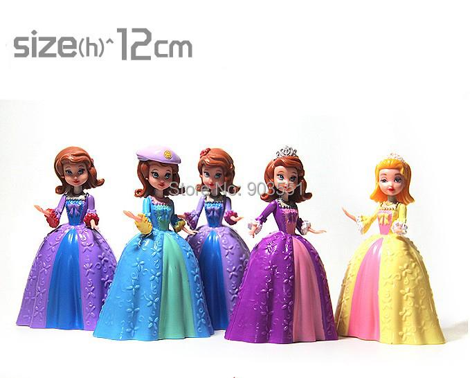 Princess Sofia Blue Dress Princess Sofia Blue Purple