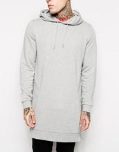 Side-Zipper Hoodies Men Poleron Hombre Big & Tall to Hem Fashion Hoodie Men's Sportswear Sweatshirts Hooded Hiphop Clothes Brand