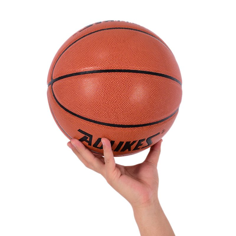 Hot Absorbent non-slip handle concrete indoor and outdoor basketball Set(China (Mainland))