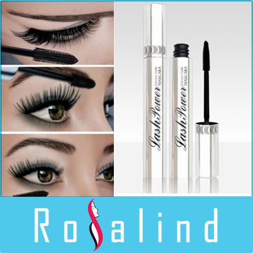 Rosalind New M.n Brand mc Makeup Mascara Volume Express False Eyelashes Make up Waterproof Cosmetics Eyes Free Shipping Beauty(China (Mainland))