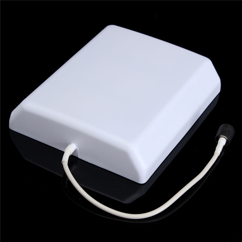 800-2500MHz CDMA GSM 2.4G 3G Enhanced High Gain Panel Antenna Panel Mobile Cellphone Signal Repeater Booster Indoor Antennas(China (Mainland))